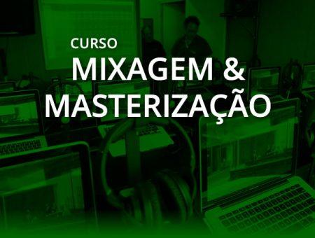 Mixagem & Masterização