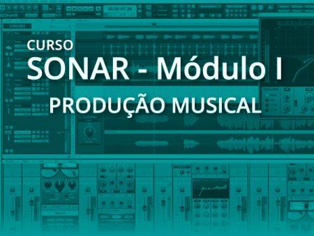 Sonar – Modulo I – Produção Musical