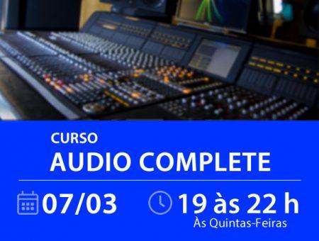 Curso Audio Complete